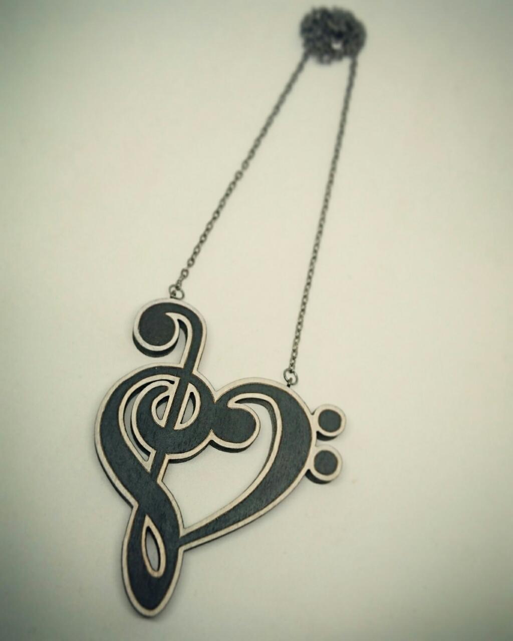1. Verižica- Glasbeno Srce