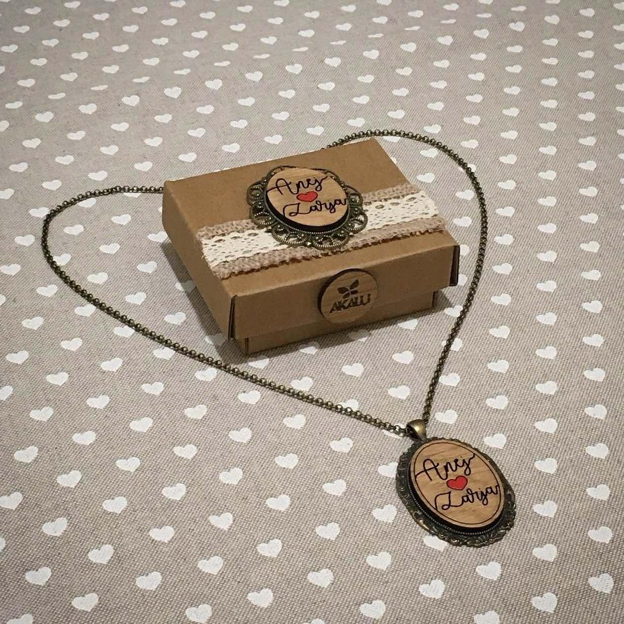 8. Leseni medaljon z imenom2