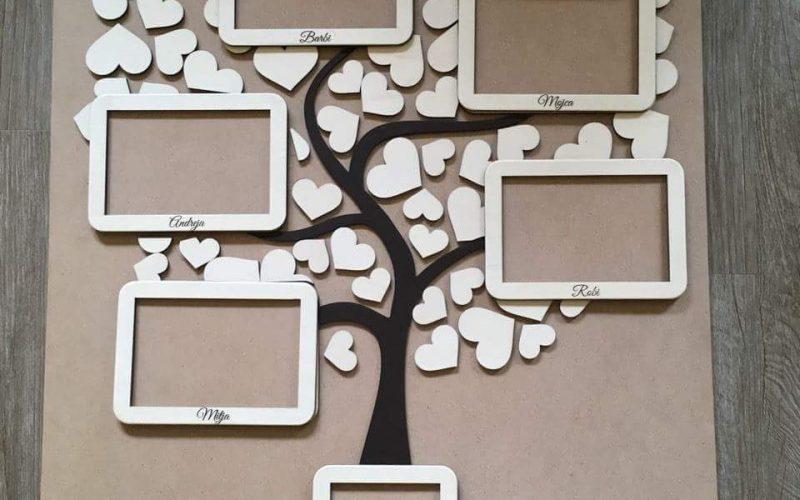 6. Družinsko drevo