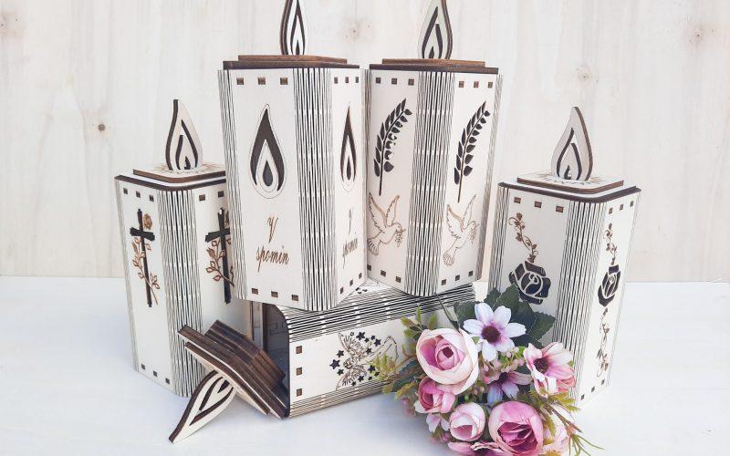 Lesene sveče